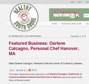 cuisine by darlene